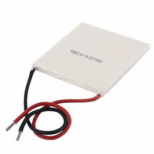 Tec1 12730 30a 12v 288w 62x62x4mm Thermoelectric Cooler Peltier Plate Module