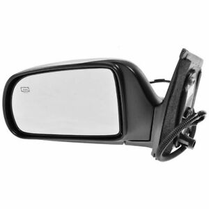 Power Heated Side View Mirror Folding Driver Left Lh For 98 03 Toyota Sienna