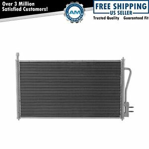 Ac Condenser A c Air Conditioning Direct Fit For 00 05 Ford Focus Brand New