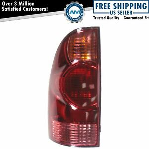 Tail Light Taillamp Left Rear Driver Side Lh For 2005 2008 Toyota Tacoma