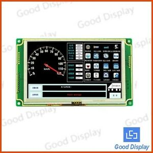 5inch 800 480 Smart Lcd Smart Tft Interactive Display Module Gme28t050r