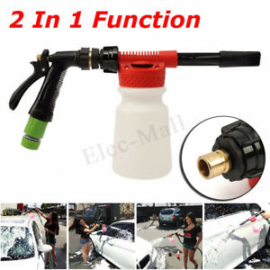 Foam Gun For Car Truck Wash Garden Hose Car Cleaning Washing Foamaster