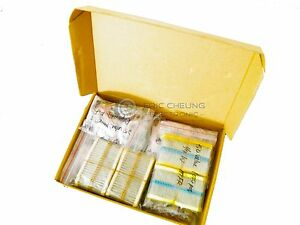 543value 5960pcs Resistor Capacitor Transistor Electronic Components Box Kit