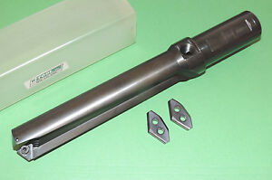 New K tool Indexable Spade Drill With 1 11 32 Inserts dsl 126 138l
