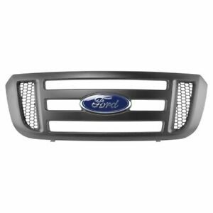 Oem 6l5z8200caa Front Grille Assembly W Emblem Direct Fit For 06 11 Ford Ranger