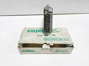 Cosel Power Supply 24v 6 5a Output Pba150f 24 n1 Nib