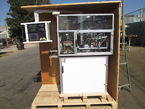 2004 Kuntz Model 642 Small Liquid Silicone Injection Molder W Tons Of Tooling