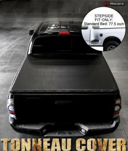 For 1997 2003 Ford F150 f250 Flareside 6 5 78 Bed Snap on Vinyl Tonneau Cover