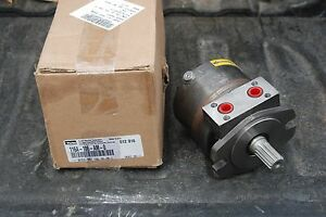 Parker 116a 106 am 0 Hydraulic Motor Splined Straight Internal