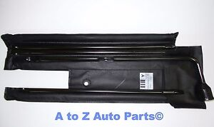 New 2008 2016 Ford F250 350 Super Duty Spare Tire Jack Lug Nut Wrench Handle Kit