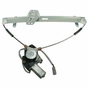 Front Power Window Regulator W Motor Passenger Side Right Rh For 03 11 Element