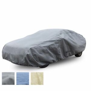 Ford Mustang Car Cover Outdoor Indoor Waterproof Rain Sun Dust Anti 3 5 7 Layer