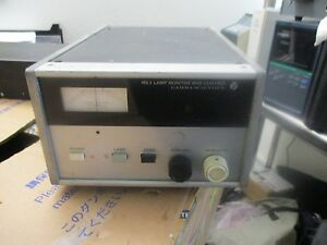 Gamma Scientific Model Rs 1 Lamp Monitor And Control