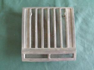 1955 1956 Ford Accessory Rear Speaker Grill Crown Victoria Oem Fomoco 55 56