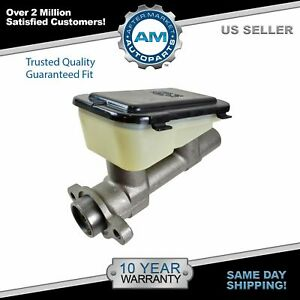 Brake Master Cylinder With Reservoir For Buick Chevy Gmc Pontiac Oldsmobile New
