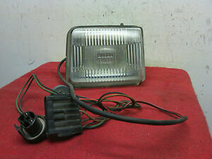 1986 1987 Pontiac 6000 Rh Passenger Side Fog Driving Light Bosch
