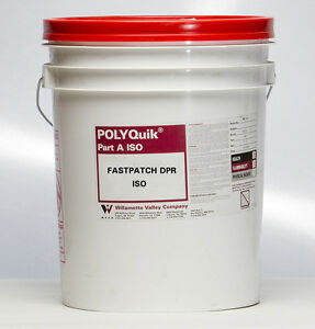 Fastpatch Dpr iso 5 gal Concrete Repair Polymer