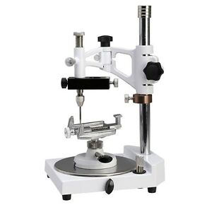 Dental Lab Parallel Surveyor Equipment With Tools Handpiece Holder