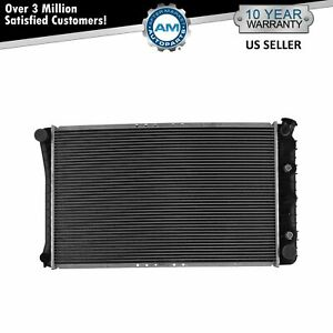 Radiator Assembly Plastic Tanks Aluminum Core For Chevy Gmc Buick Oldsmobile New