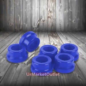 Blue Lower Control Arm Rear Camber Suspension Bushing For Honda 88 00 Civic