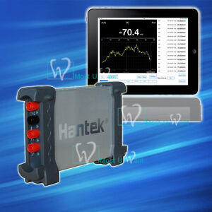 Hantek Digital Pc Data Logger Voltage Recorder Bluetooth True Rms Ipad support
