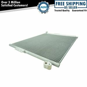 Ac Condenser A c Air Conditioning With Receiver Drier For 05 12 Toyota Tacoma