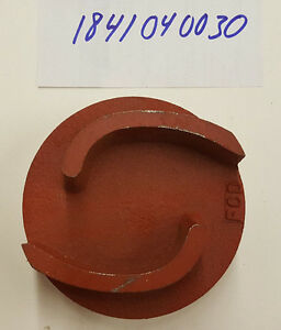 Multiquip 1841040030 Impeller For Qp201ta 202th Trash Pump new Oem
