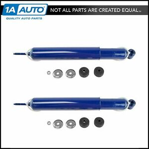 Monro Matic Plus Rear Shock Absorber Lh Rh Pair For Ford Pickup Truck Suv New