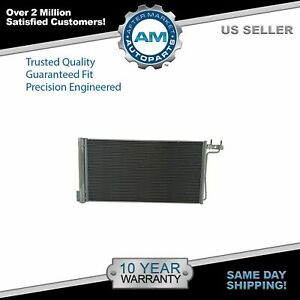 Ac Condenser A c Air Conditioning With Receiver Drier For Ford Focus 2 0l New