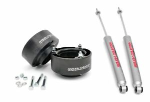 Rough Country 2 5 Suspension Leveling Kit Dodge Ram 1500 2500 3500 4wd 374 20