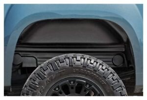 Rough Country Rear Wheel Well Liners 07 13 Chevy Silverado Trucks 4207