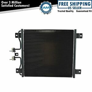 Ac Condenser A c Air Conditioning For Ford International Harvester Truck New
