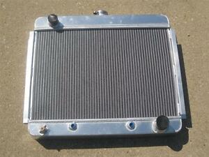 1974 To 1979 Dodge Challenger Ramcharger Aluminum Radiator 3 Row Core