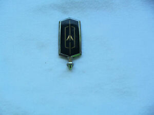 oldsmobile hood ornament in stock replacement auto auto