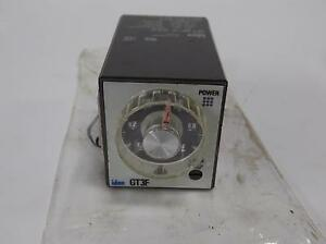 Idec Electronic Timer Delay Relay Gt3f 2 D24 Nnb pzb