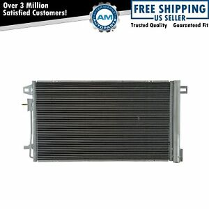 Ac Condenser A c Air Conditioning With Receiver Drier For Gm Truck Suv New