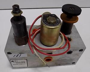 Delta Power Hydraulic Solenoid 85006069