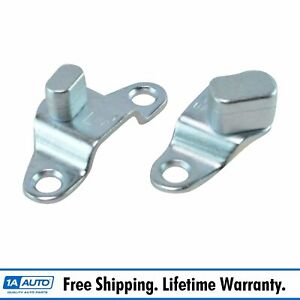Dorman 38649 Body Mounted Tailgate Hinge Pair 2pc For Chevy Pickup Truck New