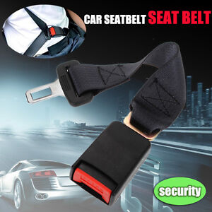 Universal 14 Car Seat Seatbelt Safety Extender Belt Extension 7 8 Buckle Us