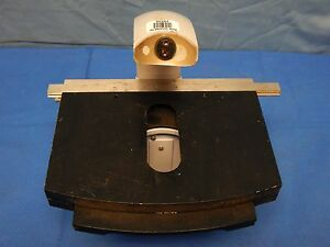 Vintage Carl Zeiss Microscope Stand And Stage For 46 70 86 Microscopes
