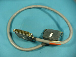 Hurco Bmc 50 Cnc Mill Computer Connection Cable Alpha Wire P n 5199