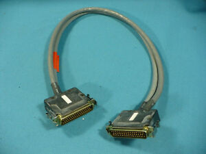Hurco Bmc 50 Cnc Mill Computer Connection Cable Belden M 8778 30 Day Warranty