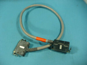 Hurco Bmc 50 Cnc Mill Computer Connection Cable Alpha Wire P n 5193