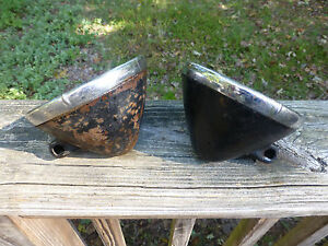 Antique 1920 S 1930s Cowl Lights Cadillac Packard Buick Olds Nash Chrysler Dodge