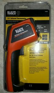 Klein Tools Ir1000 12 1 Infrared Laser Digital Thermometer Free Shipping