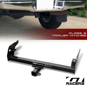 Class 3 Trailer Hitch Receiver Rear Bumper Towing 2 For 1995 2004 Tacoma Truck