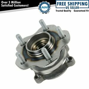 Rear Wheel Bearing Hub Assembly Left Or Right For Nissan Murano Awd 03 07