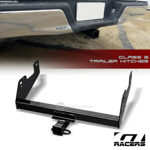 Class 3 Trailer Hitch Receiver Rear Bumper Towing New 2 For 2015 2018 Ford F150