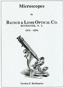 Microscopes By Bausch Lomb 1876 1896 Going Out Of Business Sale