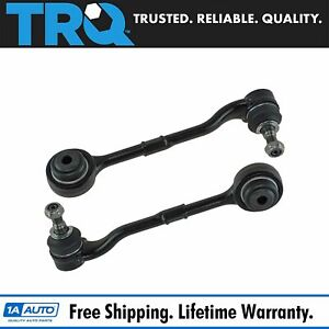 Front Lower Forward Control Arm Wishbone Ball Joint Lh Driver Rh Passenger Pair